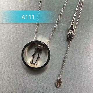925純銀原版logo頸鏈