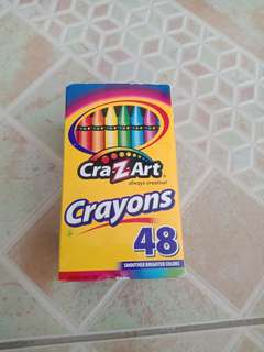 Cra-Z-Art Crayons 48ct