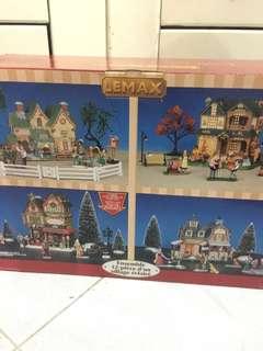 全新[購自歐洲]LEMAX 聖誕系列燈飾/裝飾擺設/玩具