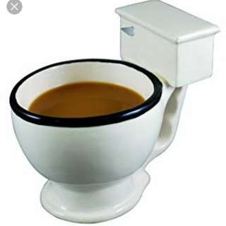Looking for: Toilet Mug