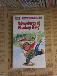 Story of the World - The Adventures of Monkey King