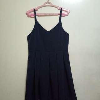 Korean Strap Dress