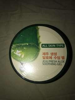 Jeju fresh aloe sooting gel