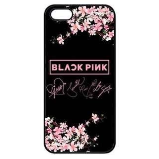 Black Pink Iphone Case