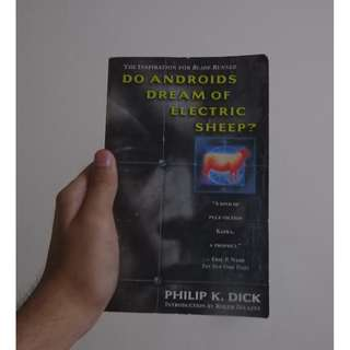 Do Androids Dream of Electric Sheep? (Buku Fiksi Fantasi Inggris/English Fiction Fantasy Book)