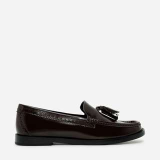 Charles & Keith Tassel Loafers
