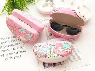 PO Large Size Cartoon Sunglass Casing
