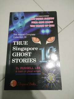 True Singapore Ghost Stories vol 16
