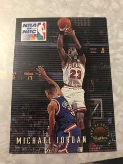 Michael Jordan 球星卡