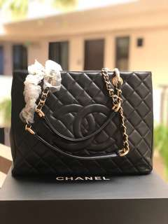CHANEL GST SOFTCALF