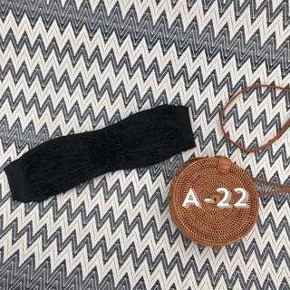 A-22 Bikini Top