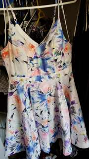 NEW Dotti floral dress