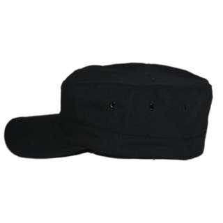 Topi militer - black