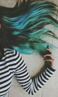 Hair coloring models needed! (Bleach + tone)