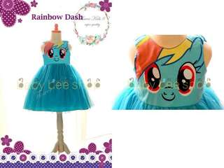 [SALE] Rainbow Dash Dress
