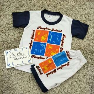 BOY T-SHIRT SET