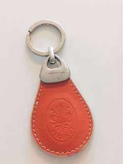 BN Genuine Leather Key Fob