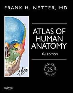 Atlas of Human Anatomy - Netter (Soft Copy - PDF)