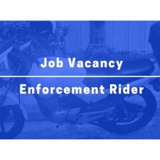 Enforcement Riders