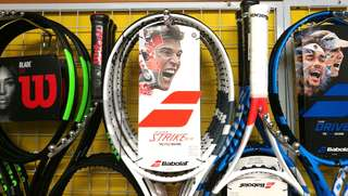 Babolat Pure Strike Project one7