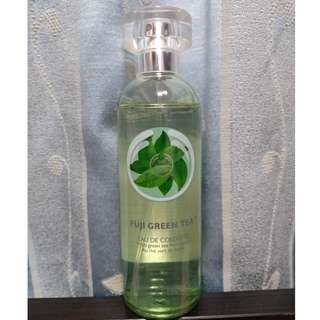body shop green tea 香水