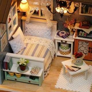 DIY miniature Home
