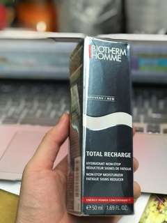 BIOTHERM TOTAL RECHARGE 全新 50ML mens