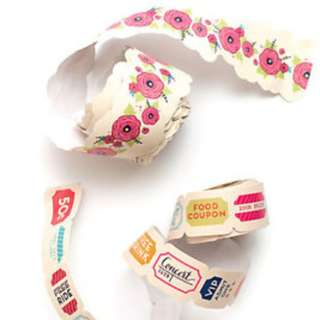 Shimelle Die Cut Washi Tape Stickers