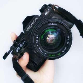 Kamera 70's style Yashica FX-3 super