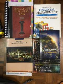 NBS GROUP A Textbooks