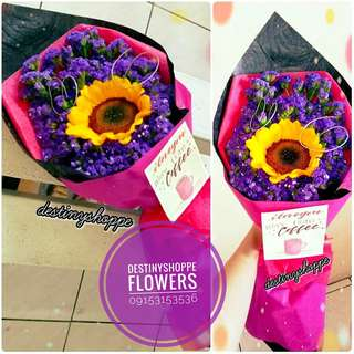 Flower bouquet for delivery