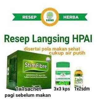 Herbal hpai