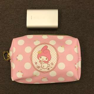 BN My Melody Make Up Pouch [INSTOCK]