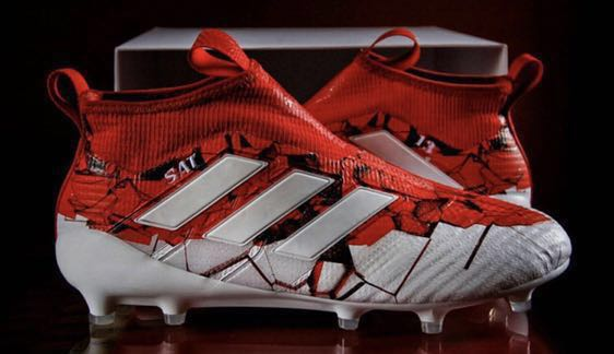 superior quality 35821 678e5 9e1f7 39cb2 on feet images of Adidas Ace 17+ Purecontrol Limited Edition Confederations  Cup Pack, Sports ...