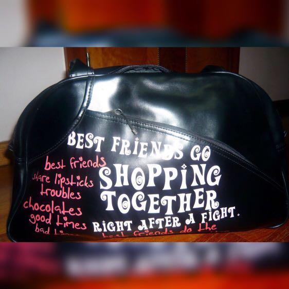 Best Friends MYUK bag
