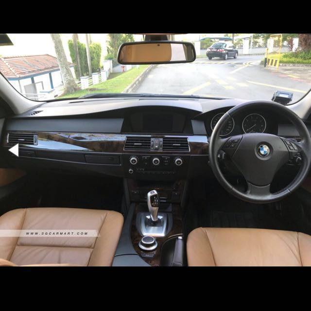 Bmw 525i Xl For Uber Grab Cars Vehicle Rentals On Carousell