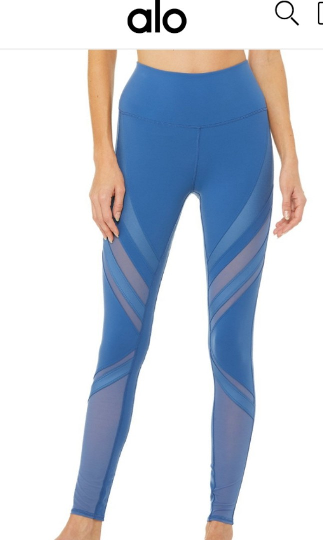 301730b00c7d84 BNWT High-waist EPIC - Alo yoga leggings, Sports, Sports Apparel on  Carousell