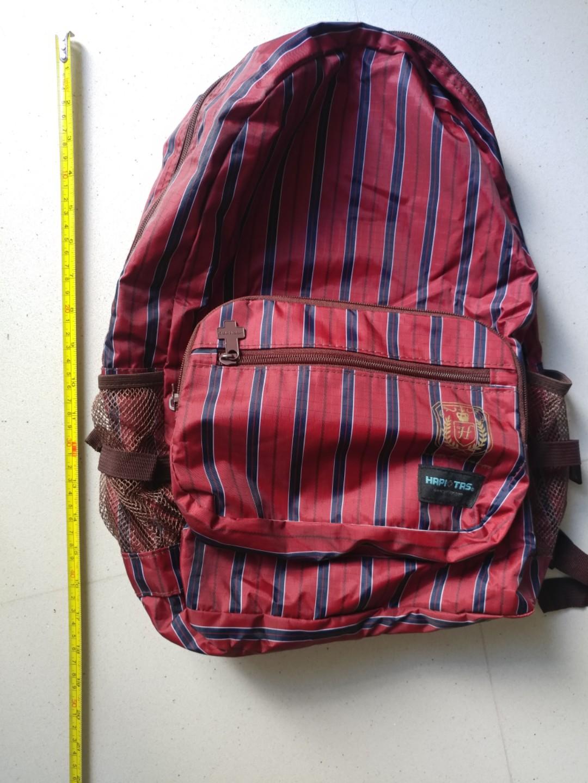🗾🚢🚉🚄🏯BNWT! Original HAPI+TAS Foldable Backpack From
