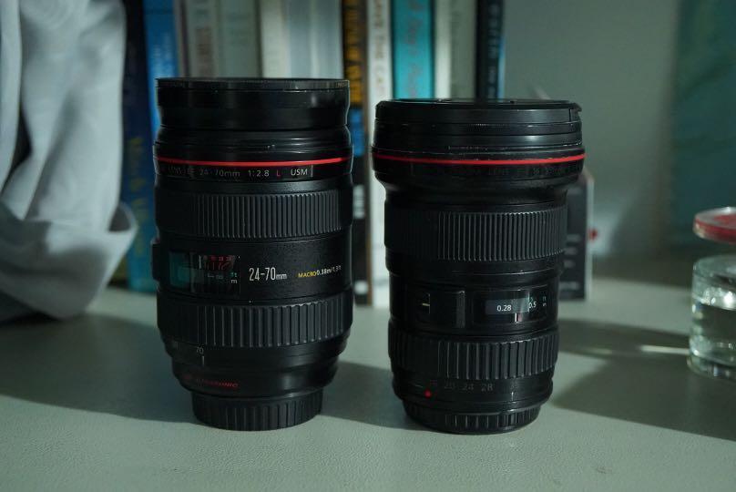 Canon 24-70 F2.8 L USM