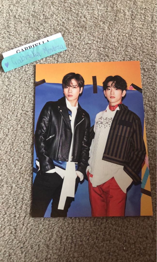 Flight Log: Arrival JinSon unit postcard