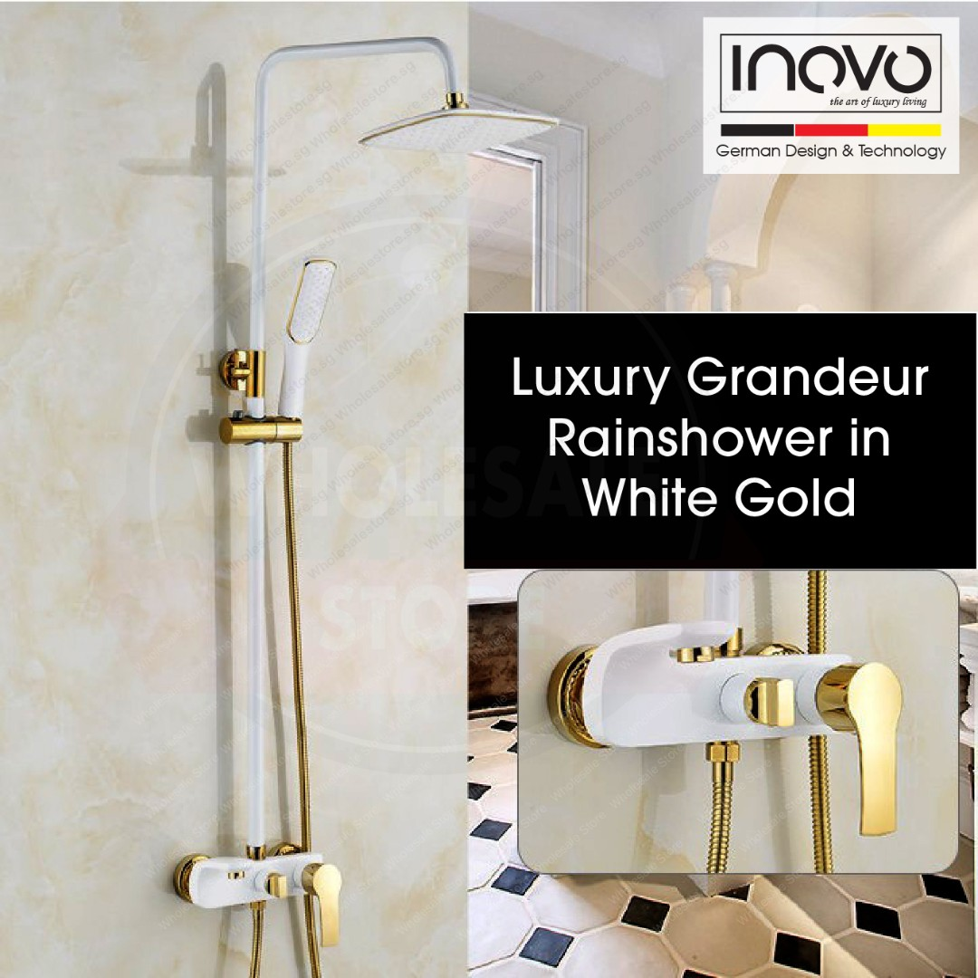 Inovo Luxury Grandeur Rain Shower