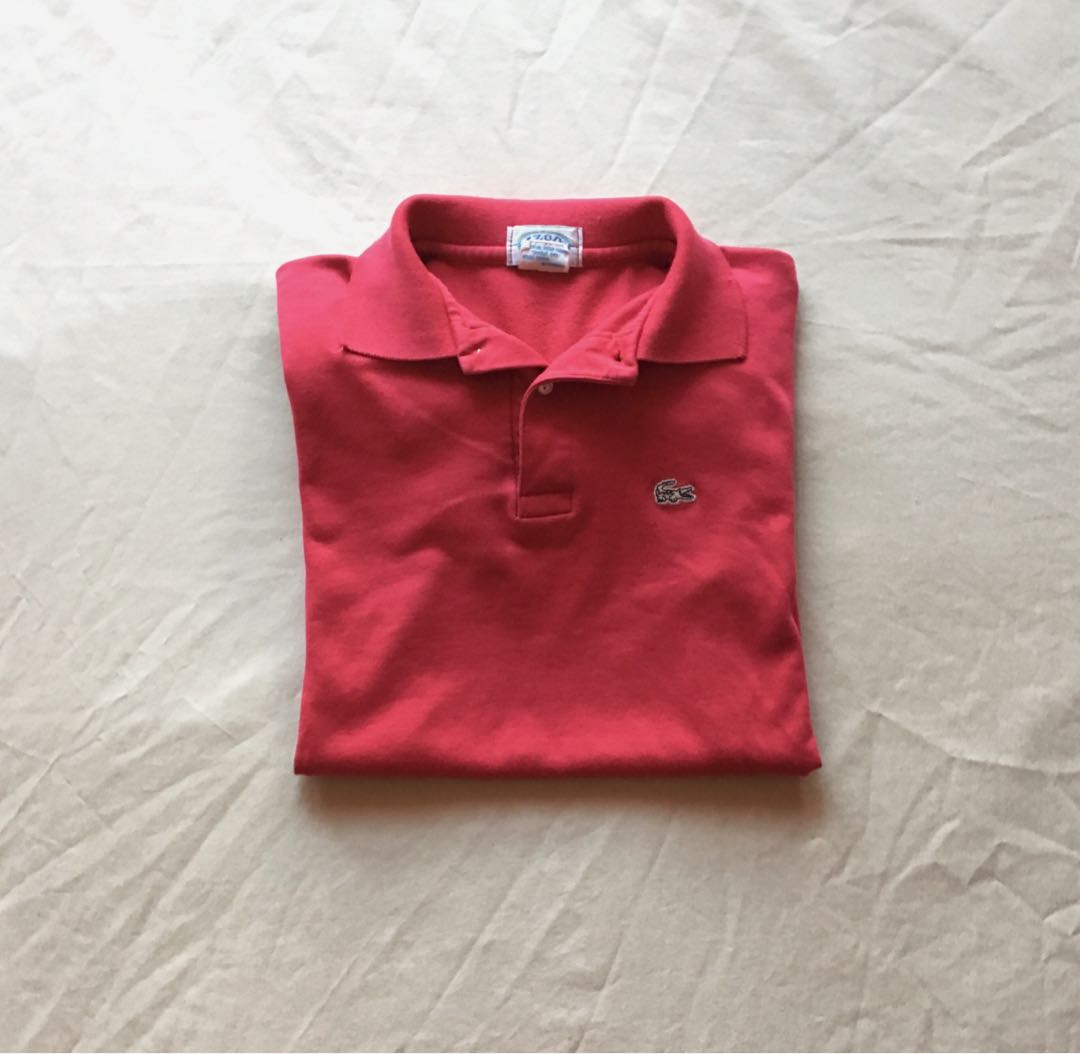 IZOD x Lacoste polo shirt