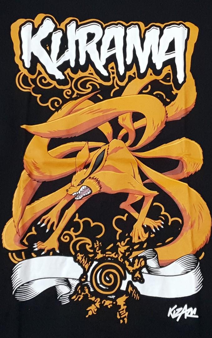 Kaos KURAMA #Naruto #Anime