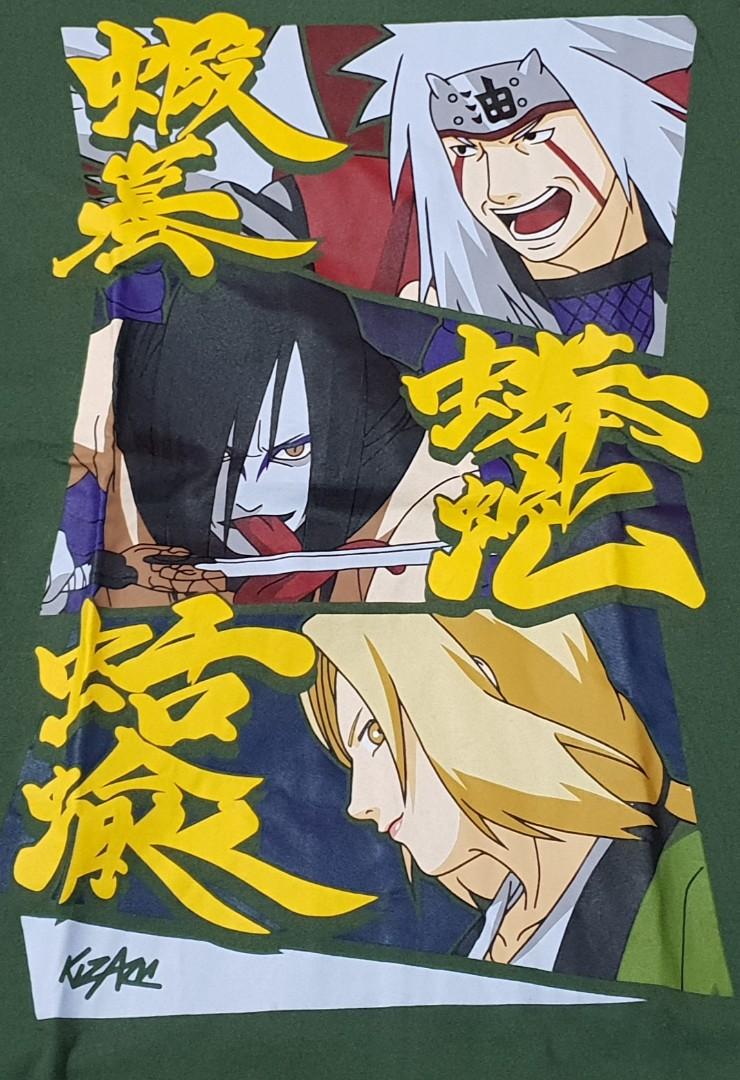 Kaos naruto #anime