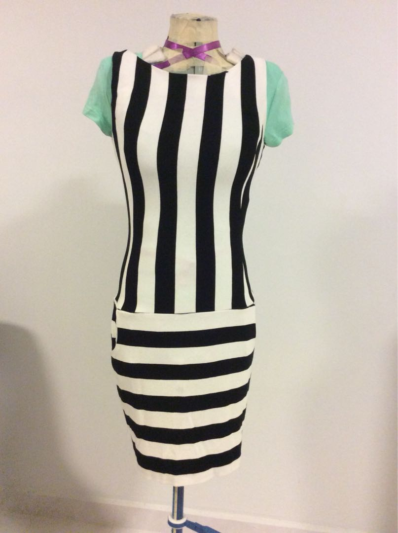 La Redoute stretchy dress with pockets