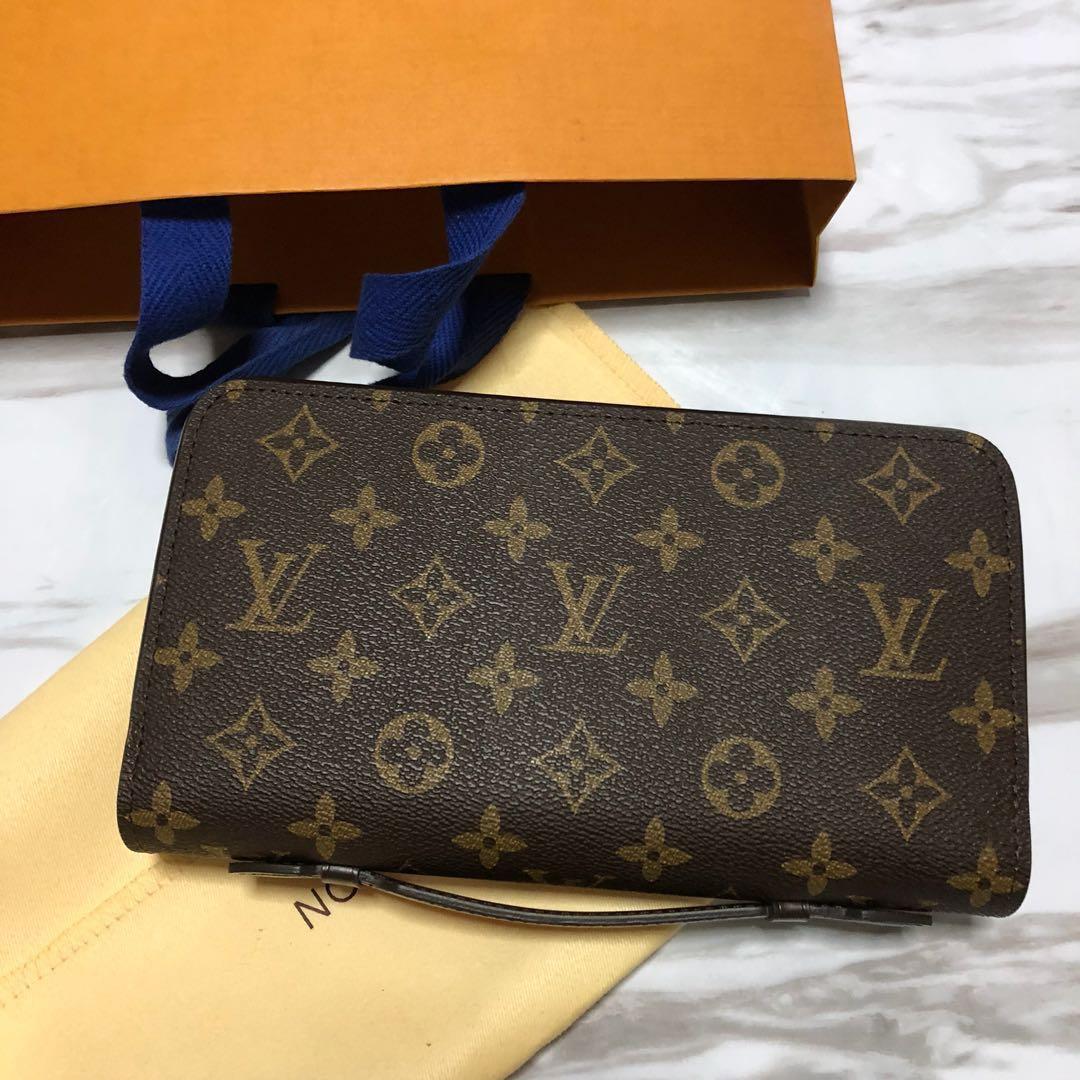 Mens Wallet Zippy Prada Chanel
