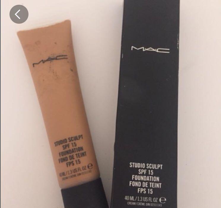Mac foundation n44