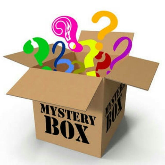 Mystery goodie pack