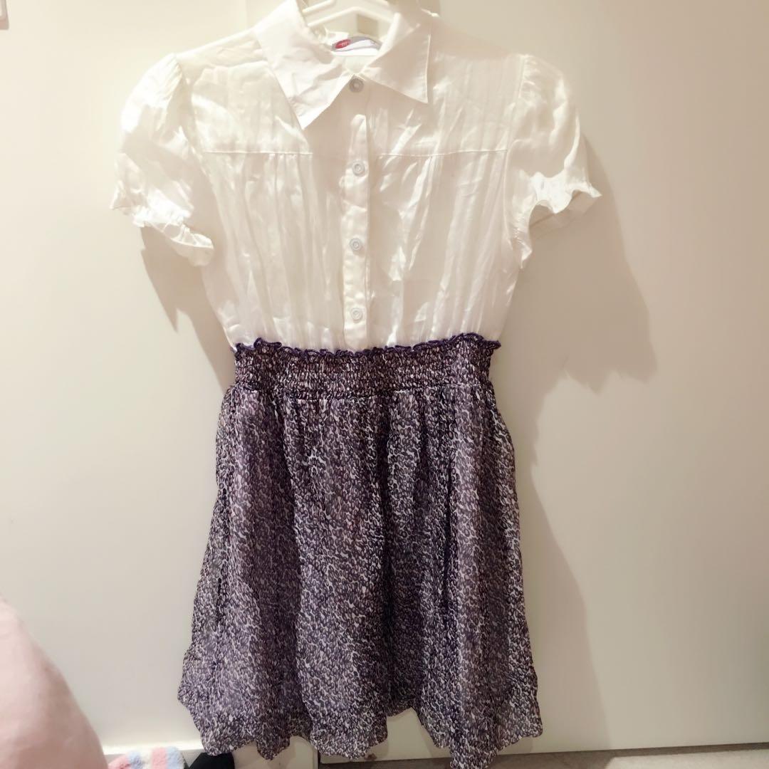 Nearly new dress size 8