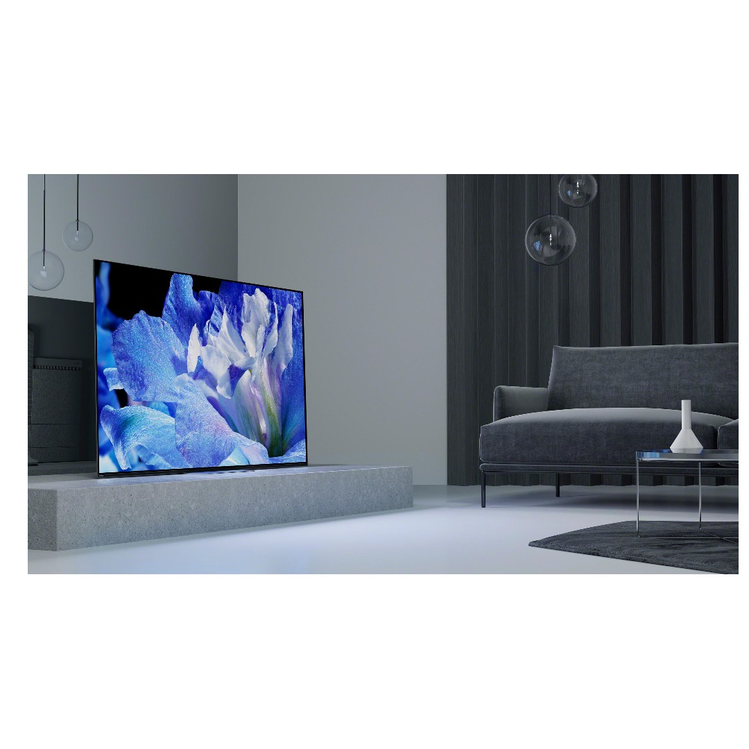NEW 2018 SONY 4K HDR OLED ANDROID TV 65A8F